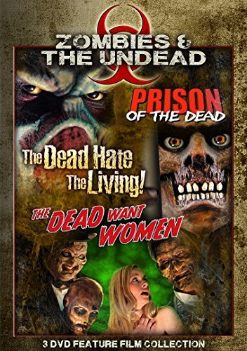 Zombies & The Undead Zombies & The Undead Nr 3 DVD