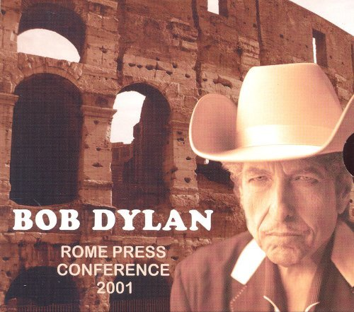 Bob Dylan Rome Press Conference