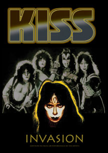 Kiss Invasion (a Look At Thelost Eg