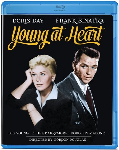 Young At Heart (1954) Day Sinatra Blu Ray Nr Ws