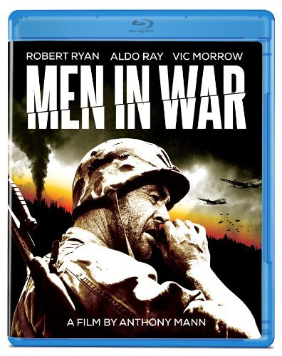 Men In War (1957) Ryan Ray Keith Blu Ray Nr Ws