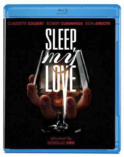 Sleep My Love (1948) Colbert Ameche Cumming Blu Ray Nr Ws