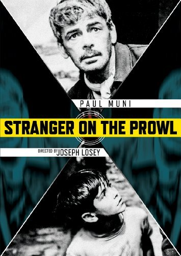 Stranger On The Prowl (1952) Muni Lorring Manunta DVD Nr