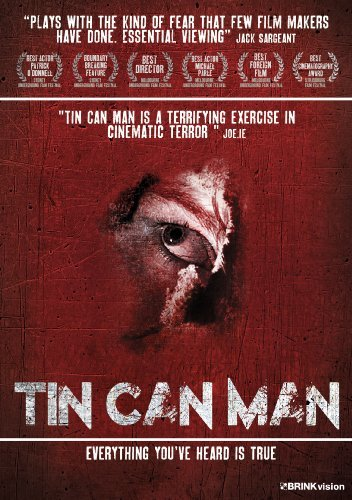 Tin Can Man Tin Can Man DVD Nr