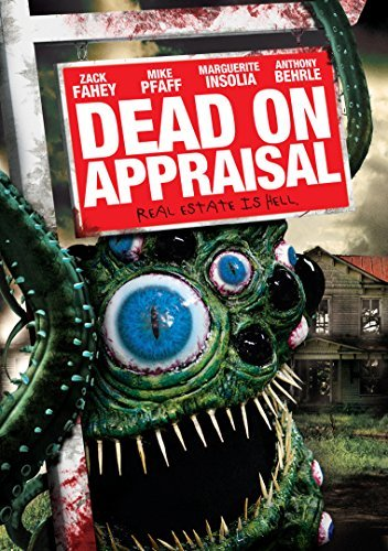 Dead On Appraisal Pfaff Fahey Insolia DVD Tvma