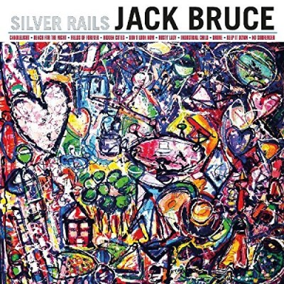 Jack Bruce Silver Rails Deluxe Limited E Deluxe Ed. Incl. DVD