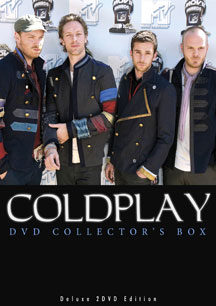 Coldplay DVD Collector's Box 2 DVD