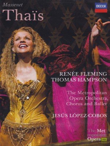 J. Massenet Thais Fleming Hampson Met Opera