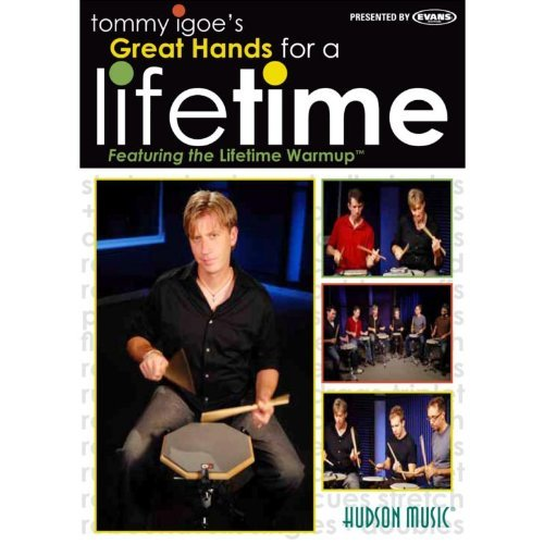 Great Hands For A Lifetime Igoe Tommy Nr