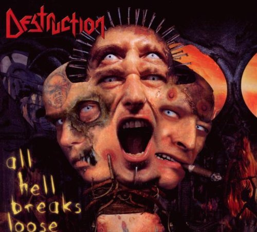 Destruction All Hell Breaksloose Remastered
