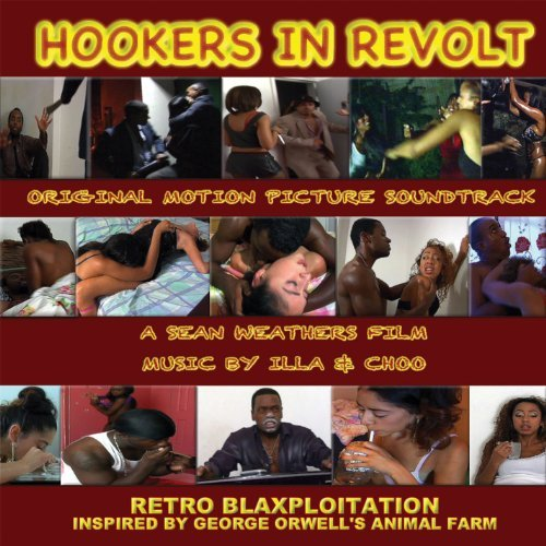 Various Artists Hookers In Revolt