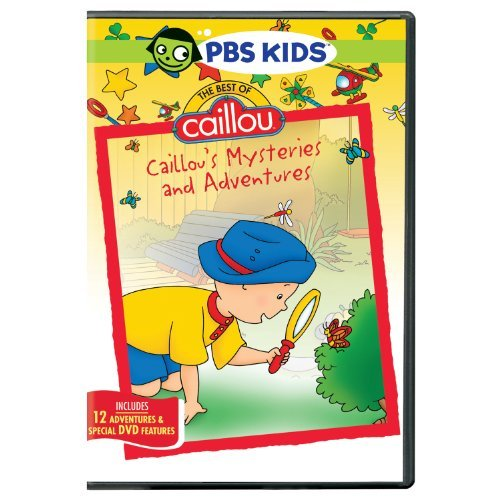 Best Of Caillou Caillou's Mys Caillou Nr