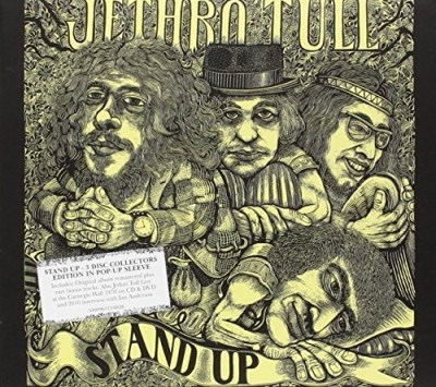 Jethro Tull Stand Up Deluxe Ed.