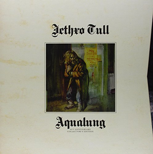 Jethro Tull Aqualung 40th Anniversary 2 CD DVD Blu Ray
