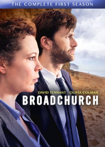 Broadchurch Season 1 DVD Tv14 3 DVD