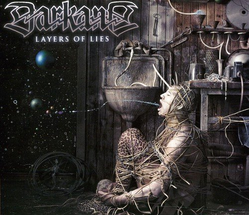 Darkane Layers Of Lies Remastered