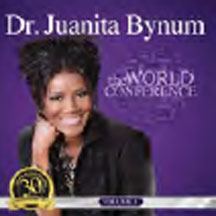 Bynum Juanita World Conference Deluxe Ed. Incl. DVD