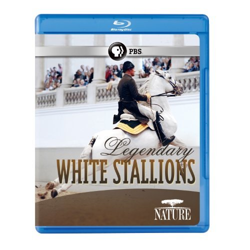 Legendary White Stallions Nature Blu Ray Ws Nr