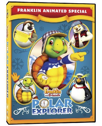 Franklin & Friends Polar Explorer DVD Nr Fs