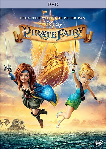 Pirate Fairy Disney DVD Nr Ws
