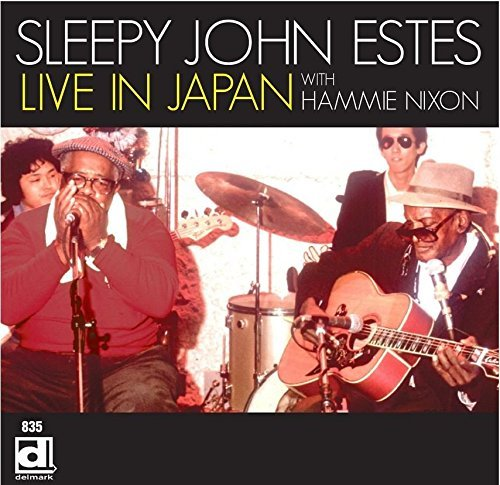 Sleepy John Estes Live In Japan '74 With Hammie Nixon
