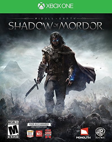 Xbox One Middle Earth Shadow Of Mordor Middle Earth Shadow Of Mordor