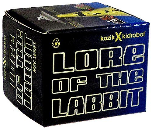 Labbit Lore Of The Labbit Blind Boxed Figure