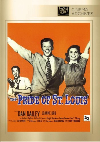 Pride Of St Louis Pride Of St Louis DVD R Bw Nr