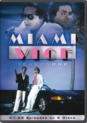 Miami Vice Season 1 DVD Nr