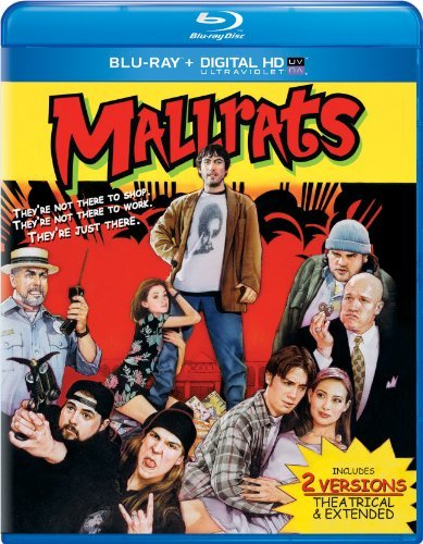 Mallrats London Lee Doherty Blu Ray Uv R