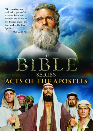 Bible Series Acts Of The Apostles Bible Series Acts Of The Apostles DVD Nr