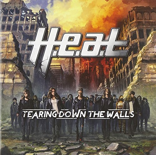 H.E.A.T Tearing Down The Walls Import Gbr