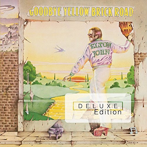 Elton John Goodbye Yellow Brick Road 2 CD Deluxe Ed.