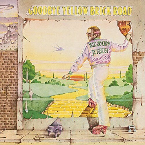 Elton John Goodbye Yellow Brick Road 2 Lp