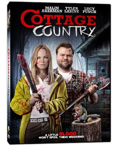Cottage Country Akerman Labine Punch DVD Nr