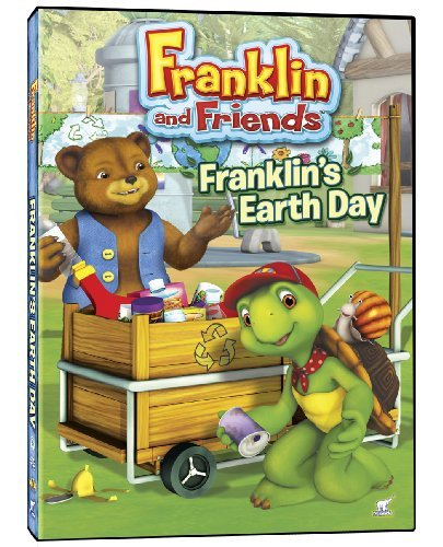 Franklin & Friends Franklin's Earth Day DVD Nr