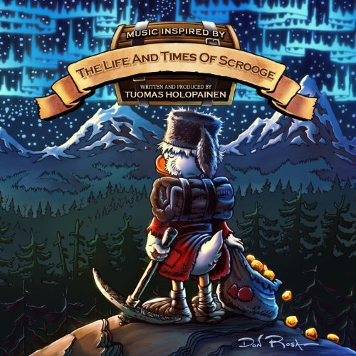 Tuomas Holopainen Life & Times Of Scrooge