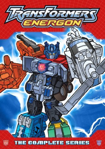 Transformers Energon The Complete Series DVD Tvy7