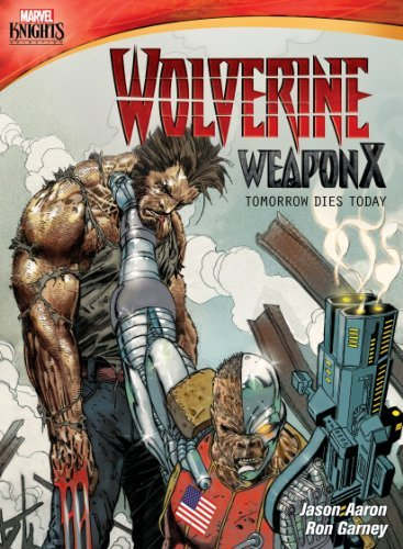 Wolverine Weapon X Tomorrow Dies Today Marvel Knights Nr