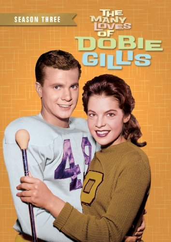 Many Loves Of Dobie Gillis Season 3 DVD Nr