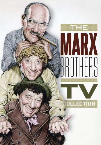 Marx Brothers Tv Collection DVD Nr