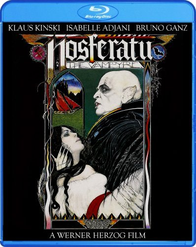 Nosferatu The Vampyre Nosferatu The Vampyre Blu Ray Pg Ws