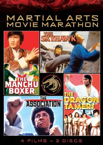 Martial Arts Movie Marathon Martial Arts Movie Marathon DVD Nr