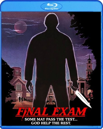 Final Exam Final Exam Blu Ray R Ws