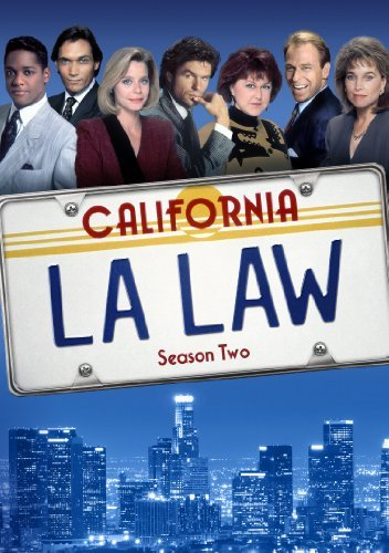 L.A. Law Season 2 DVD Nr