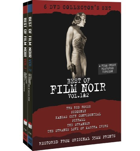 Best Of Film Noir 1 & 2 Best Of Film Noir 1 & 2 Bw Nr 6 DVD