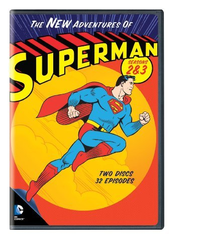 New Adventures Of Superman Se New Adventures Of Superman Se Nr 2 DVD