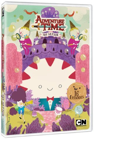Adventure Time The Suitor DVD