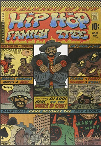 Ed Piskor Hip Hop Family Tree 1975 1983 Gift Box Set