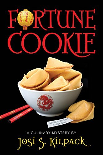 Josi S. Kilpack Fortune Cookie A Culinary Mystery